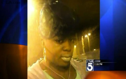 Deshawnda Sanchez murdered while seeking help outside a home in Compton, Ca.